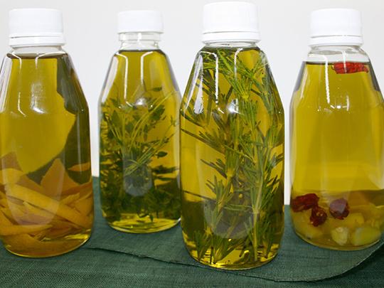 オリーブオイル 香味油